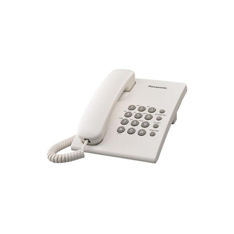 Kx Ts500ml Panasonic Single Line Phone Leading Keyphone