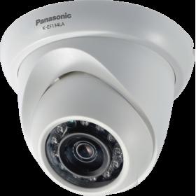 K-EF134L02AE Network Cameras