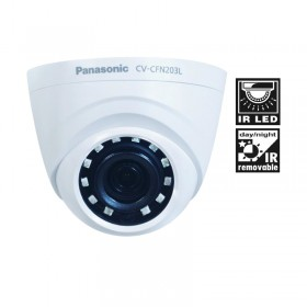 CV-CFN203L HD Analog Day/ Night Fixed IR Dome Camera