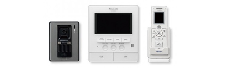 Video Intercom System & Accessories